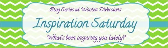 Inspiration Saturday at Woolen Diversions