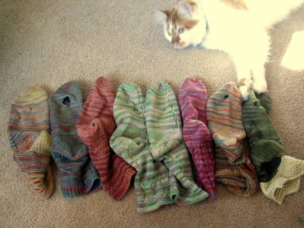 IS #49: Dire Sock Situation