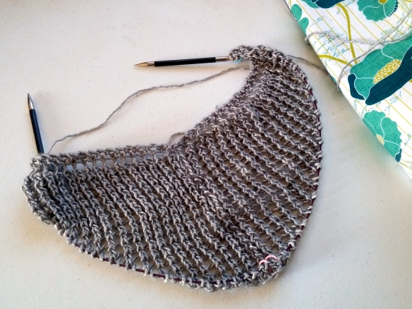 Sweet Codex Shawl