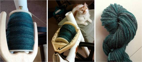 FOFri #32: Finally, Some Yarn! | Woolen Diversions