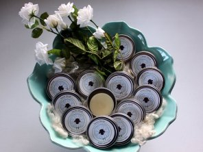Winter Gardenia - lotion bar