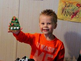 My nephew, Liam