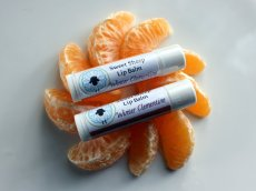Winter Clementine - lip balm