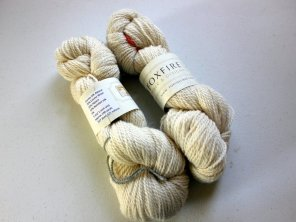 Foxfire cormo/alpaca/silk. Yuuuum.