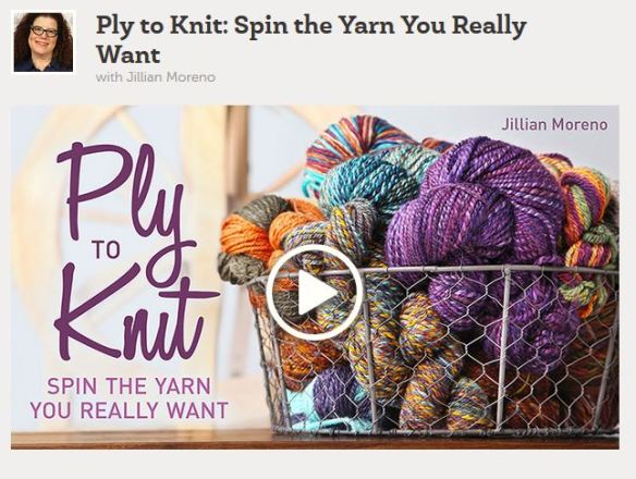 Screenshot from Craftsy.