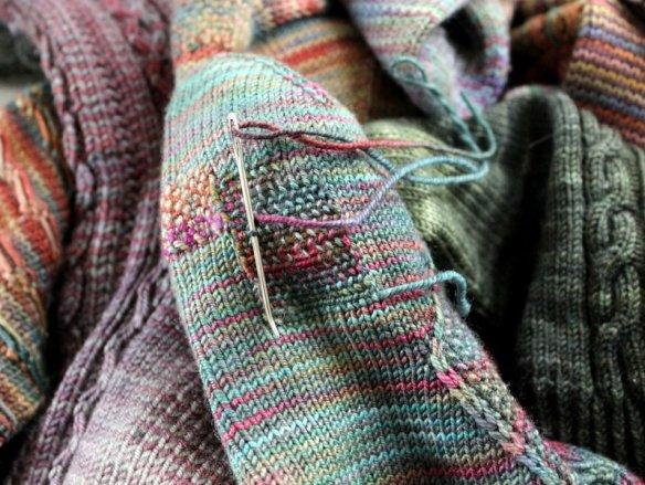 Mending | Woolen Diversions