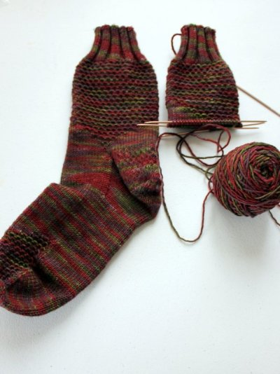 Sock Sucker | Woolen Diversions