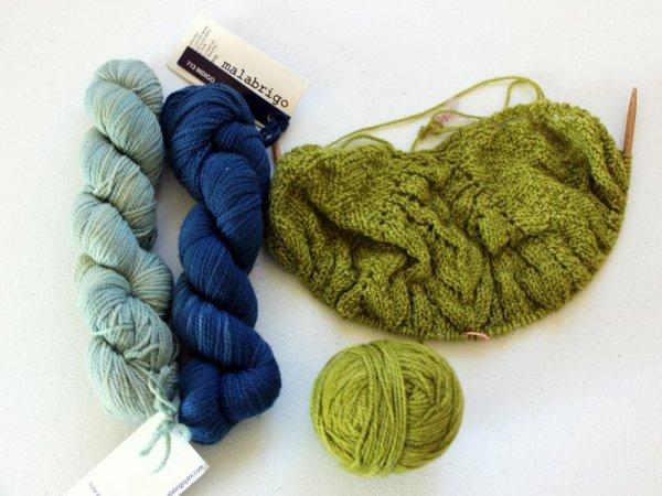 Malabrigo Temptation | Woolen Diversions