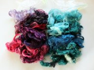 Mohair locks!
