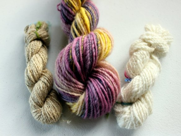Review: Spinzilla 2015 May Fiber Pack from Louet | Woolen Diversions