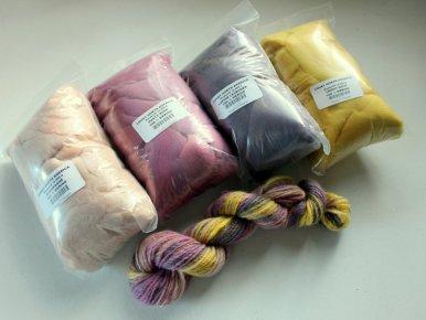 8 oz Dyed Merino