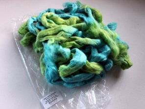 8 oz soysilk/wool