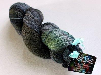 JulieSpins Glimmer Lace