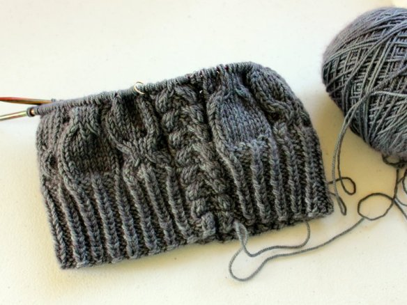 WIPWed 101: Home and Away Again | Woolen Diversions