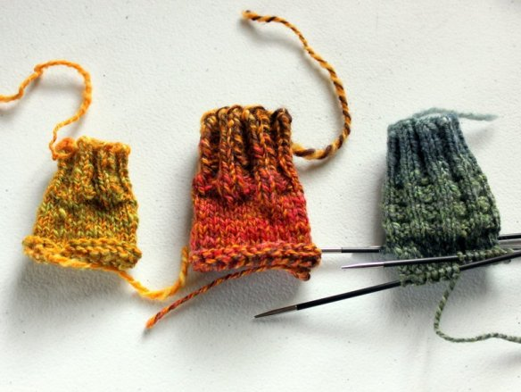 Exploring Handspun Sock Yarn | Woolen Diversions