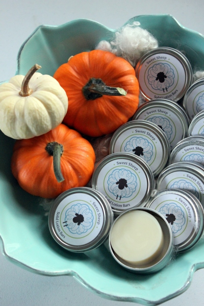 Sweet Sheep Featured Fragrance: Pumpkin Spice | Woolen Diversions