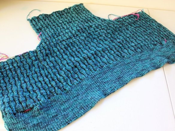 Rhinebeck Sweater: Admitting Defeat | Woolen Diversions