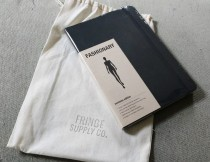 Fringe Supply Fashionary notebook