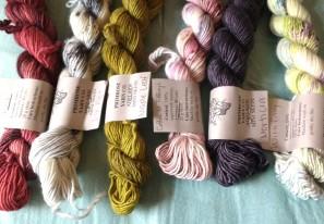 Primrose Yarn Co. Adeleide Minis